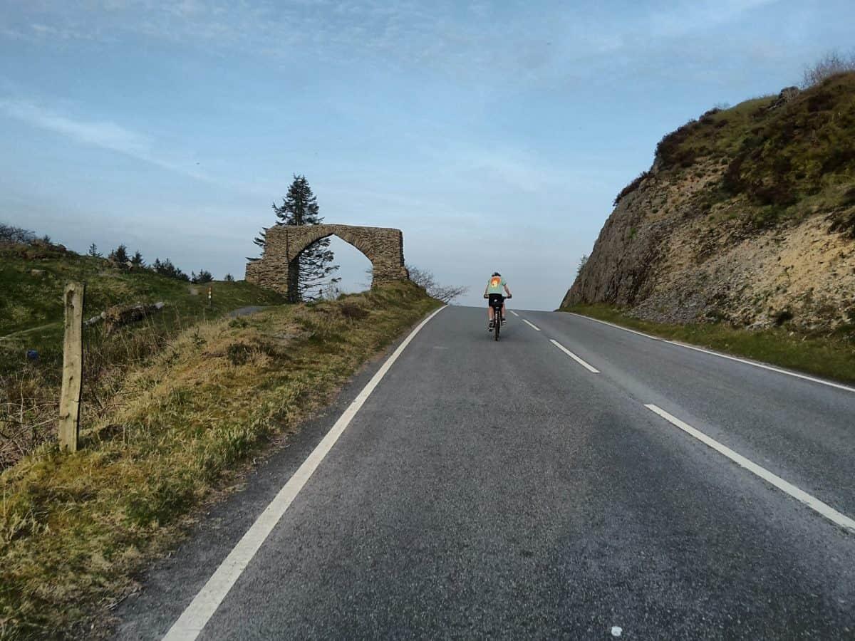 Snowdonia: Climbing Up, Riding Back 1