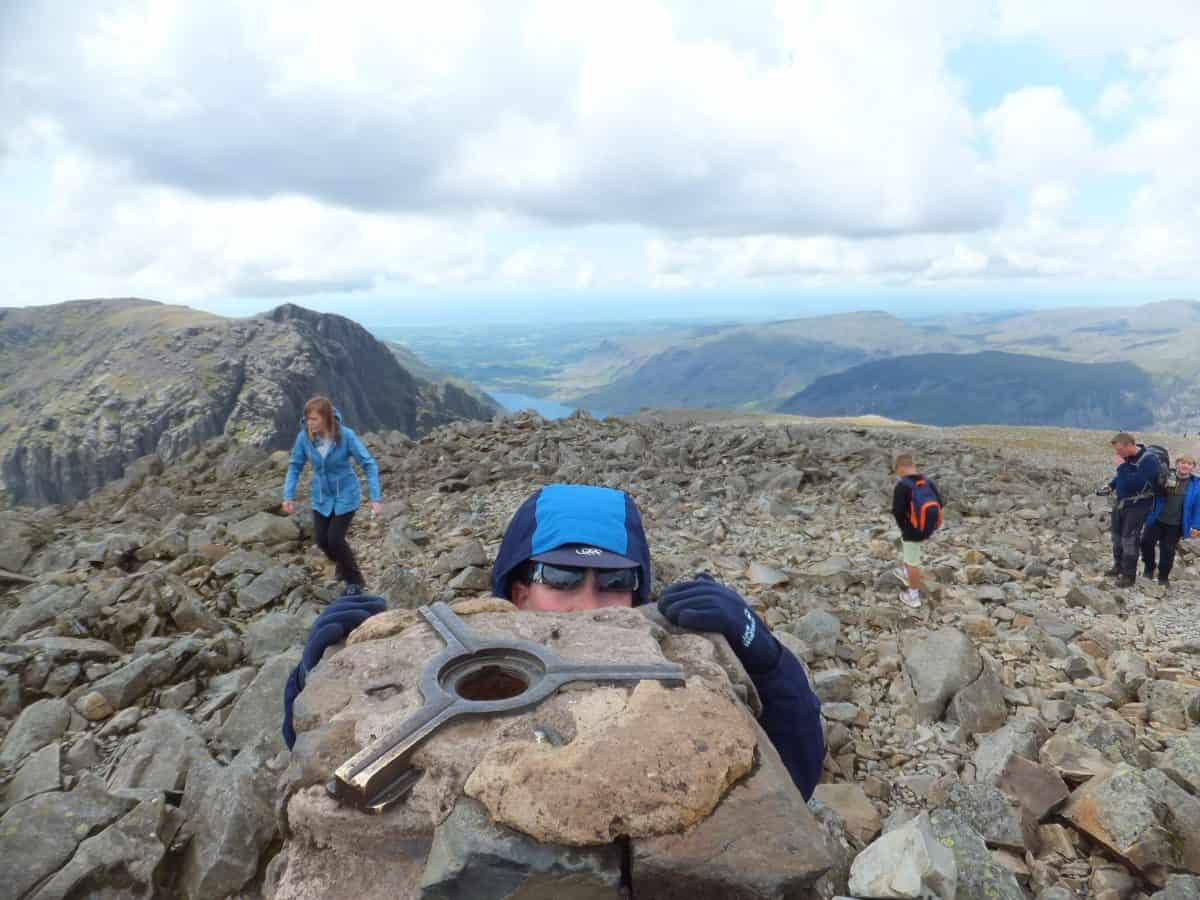 3 of 5 - Scafell Pike 1