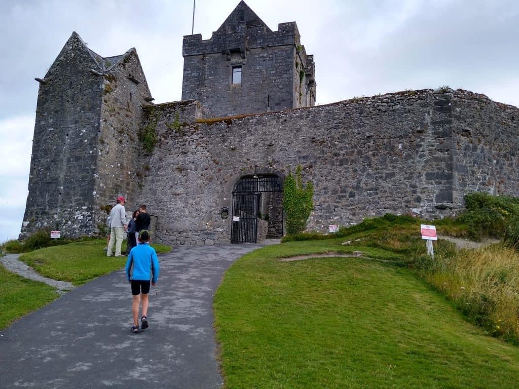 Mizen Head to Galway 100
