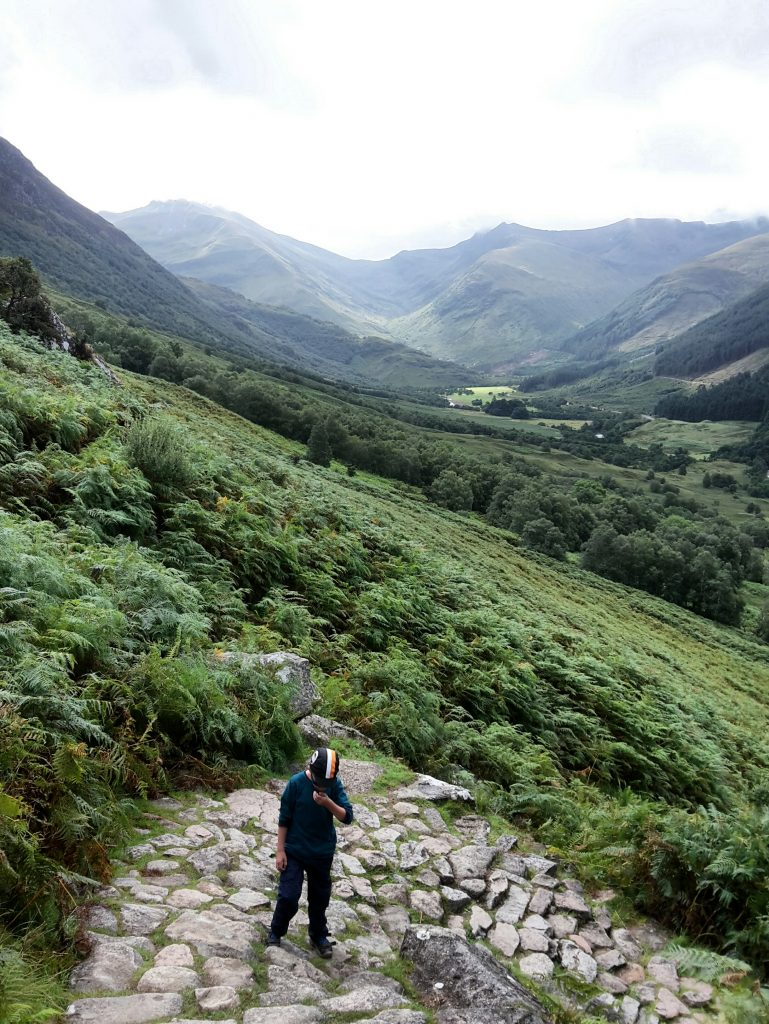 From Glen to Ben and back again! 7