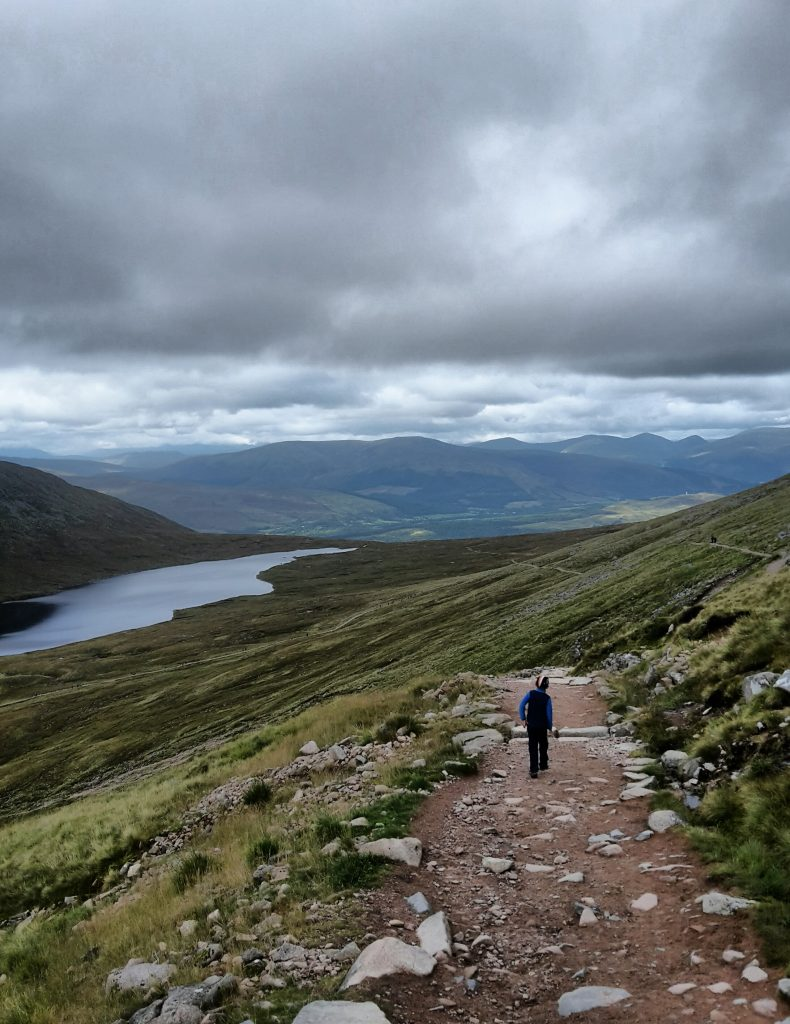 From Glen to Ben and back again! 41