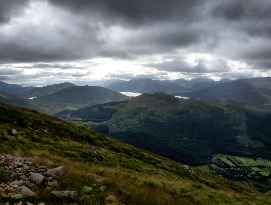 From Glen to Ben and back again! 43