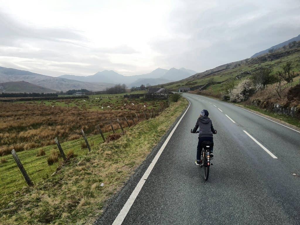 Snowdonia: Climbing Up, Riding Back 3