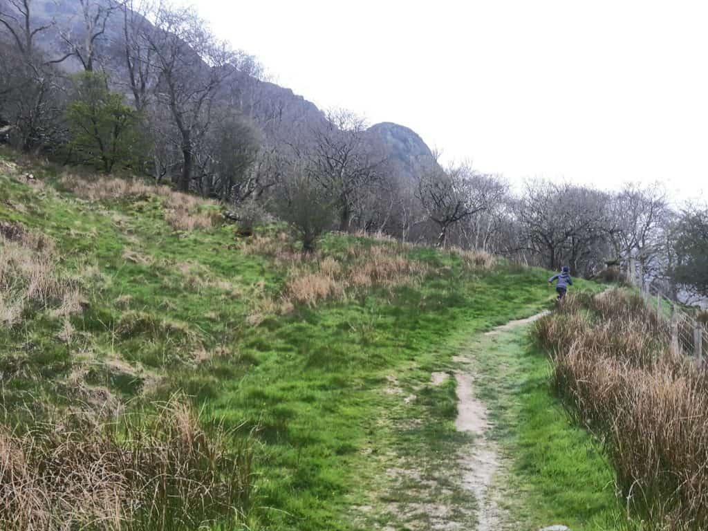 Snowdonia: Climbing Up, Riding Back 5