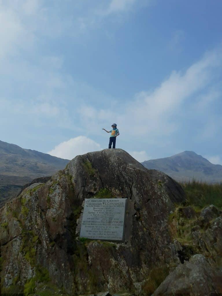 Snowdonia: Climbing Up, Riding Back 17
