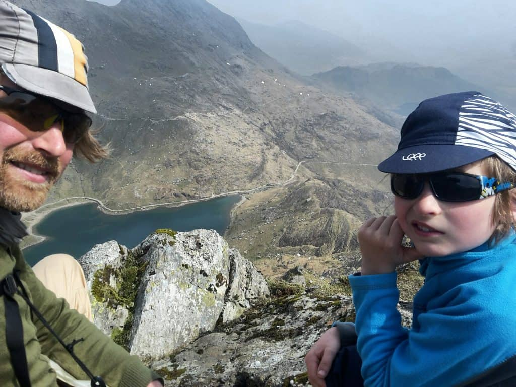 Snowdonia: Climbing Up, Riding Back 21