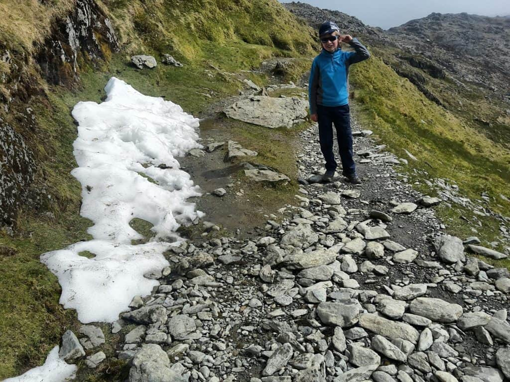 Snowdonia: Climbing Up, Riding Back 25
