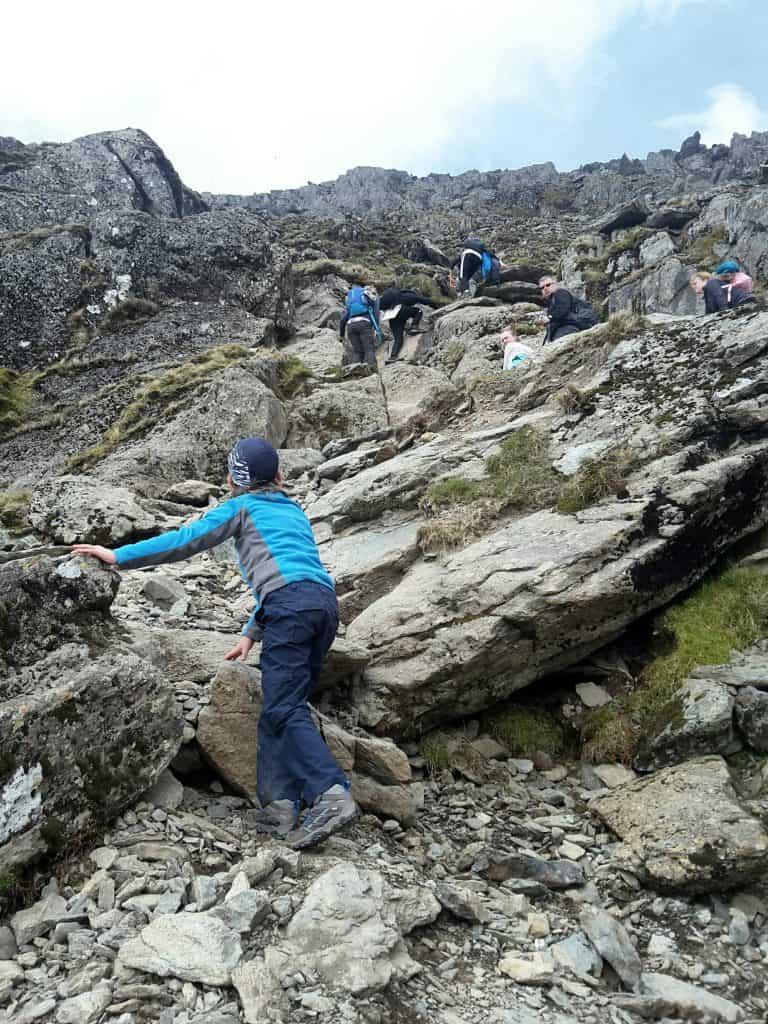 Snowdonia: Climbing Up, Riding Back 27