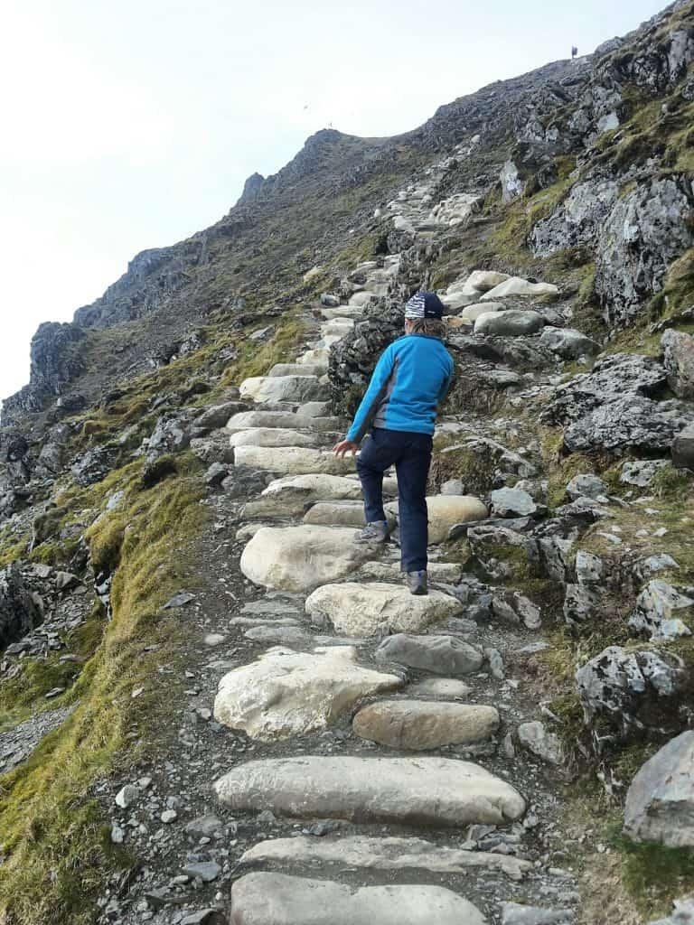 Snowdonia: Climbing Up, Riding Back 33