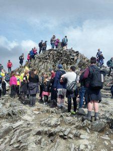 Snowdonia: Climbing Up, Riding Back 35