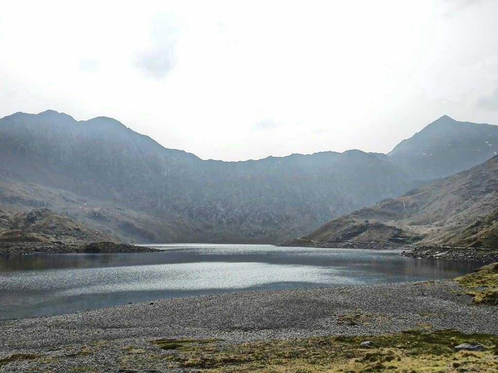 Snowdonia: Climbing Up, Riding Back 41