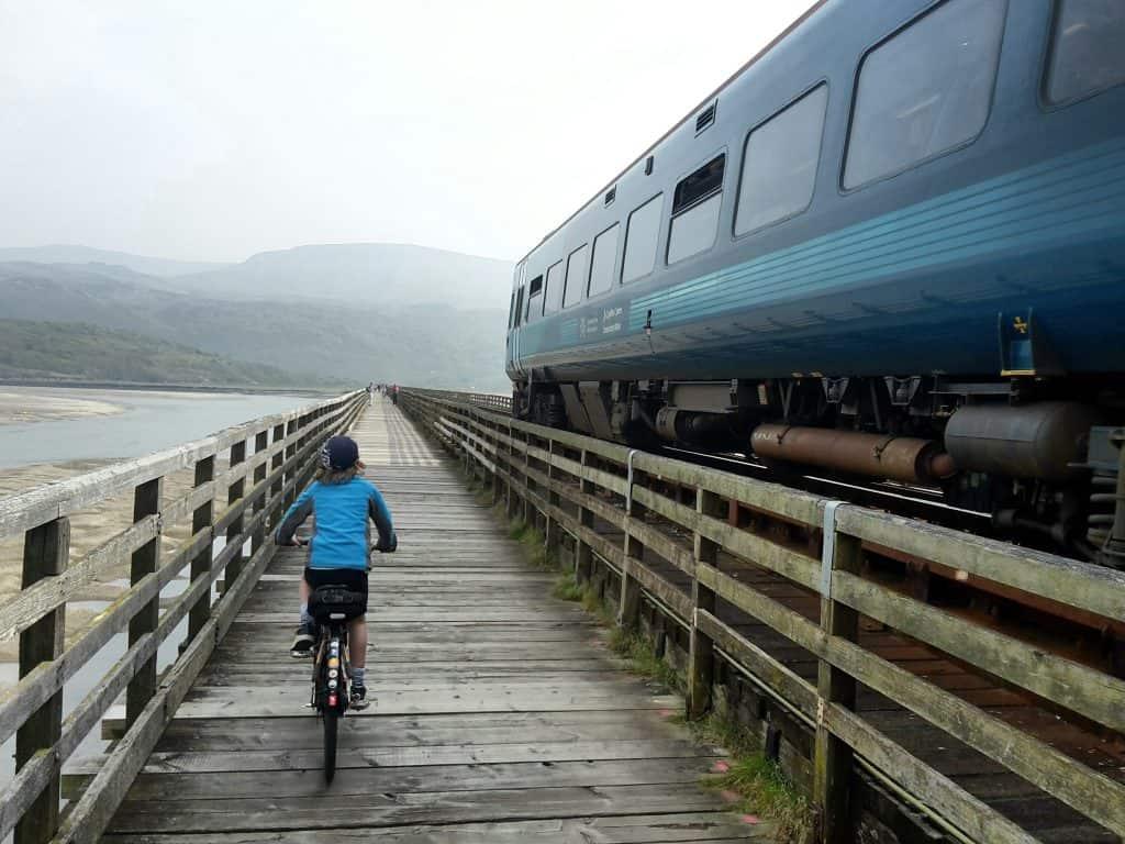Snowdonia: Climbing Up, Riding Back 49