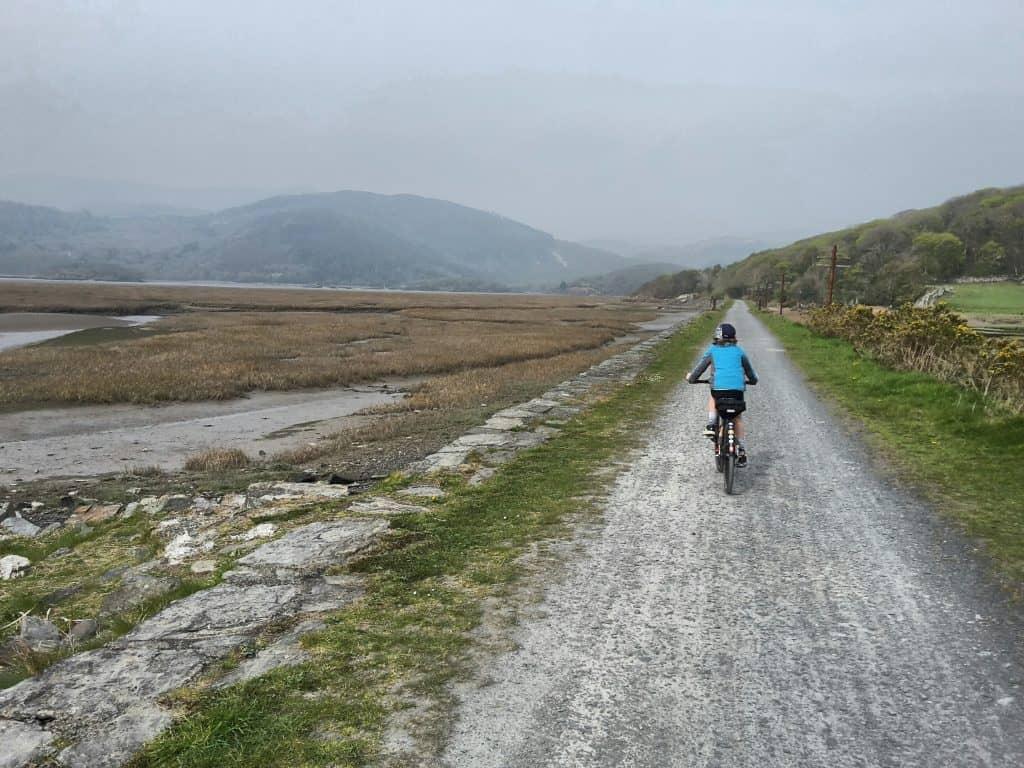 Snowdonia: Climbing Up, Riding Back 51
