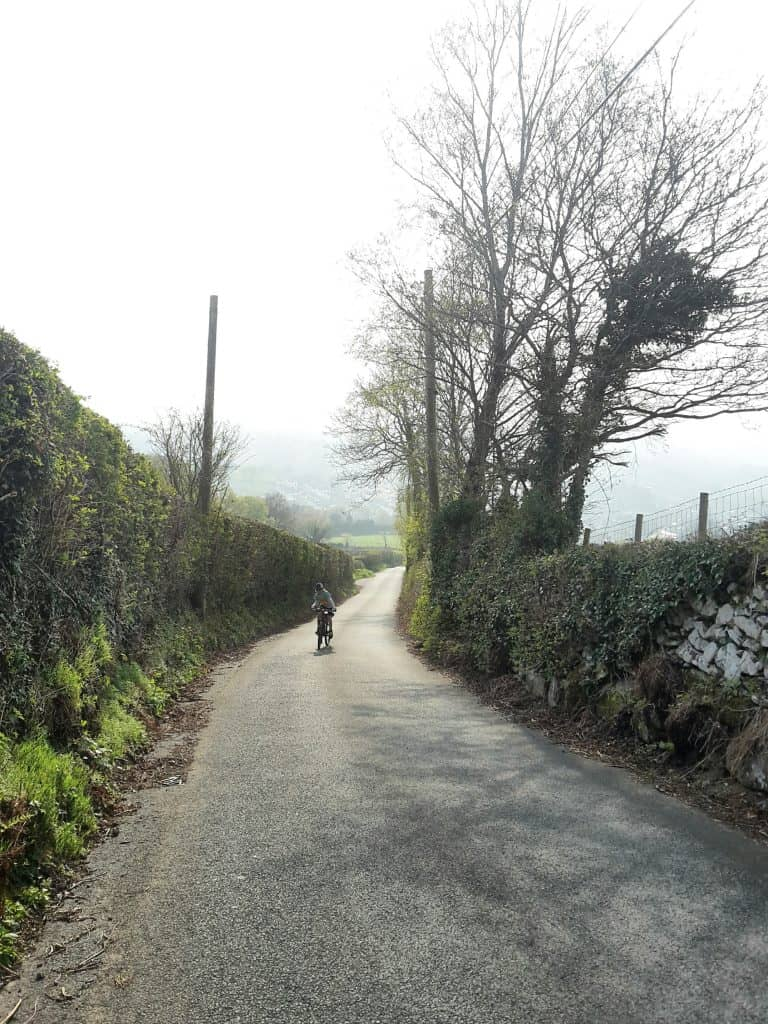 Snowdonia: Climbing Up, Riding Back 53