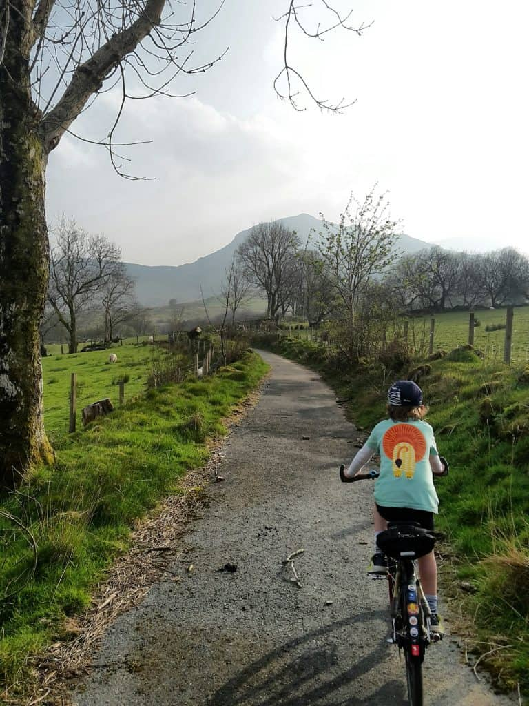 Snowdonia: Climbing Up, Riding Back 55