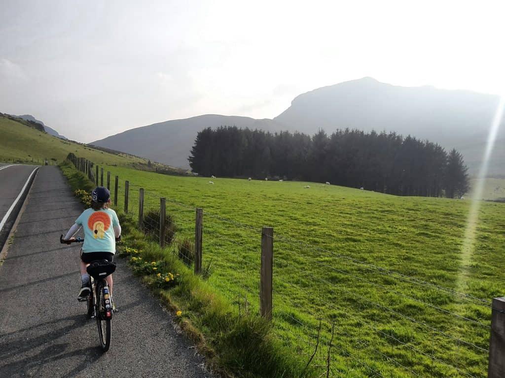 Snowdonia: Climbing Up, Riding Back 57