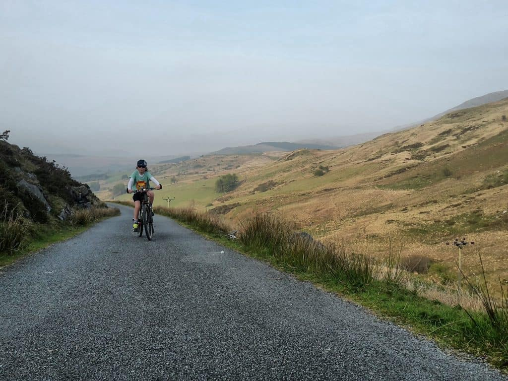 Snowdonia: Climbing Up, Riding Back 59