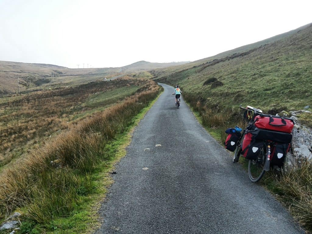 Snowdonia: Climbing Up, Riding Back 61