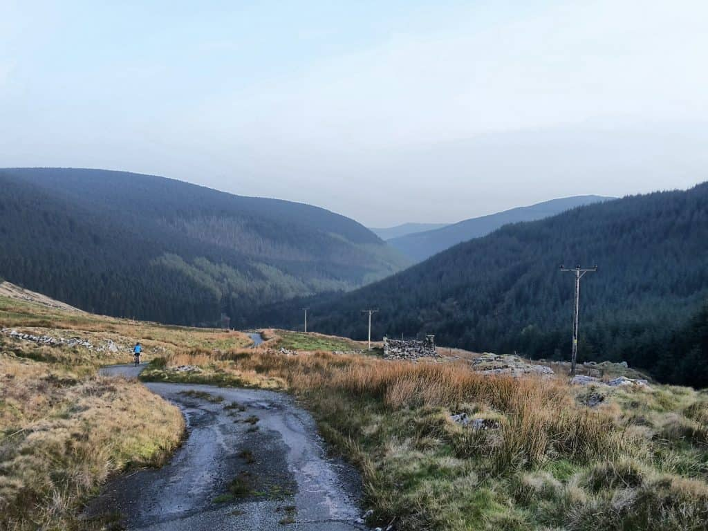 Snowdonia: Climbing Up, Riding Back 63