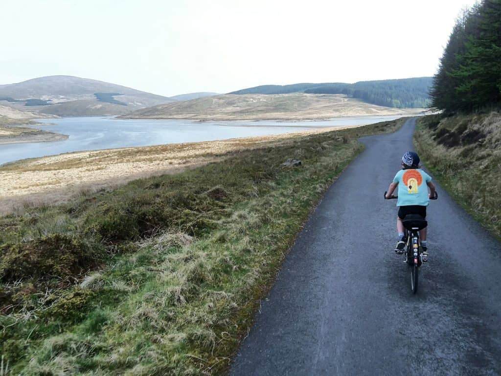 Snowdonia: Climbing Up, Riding Back 105