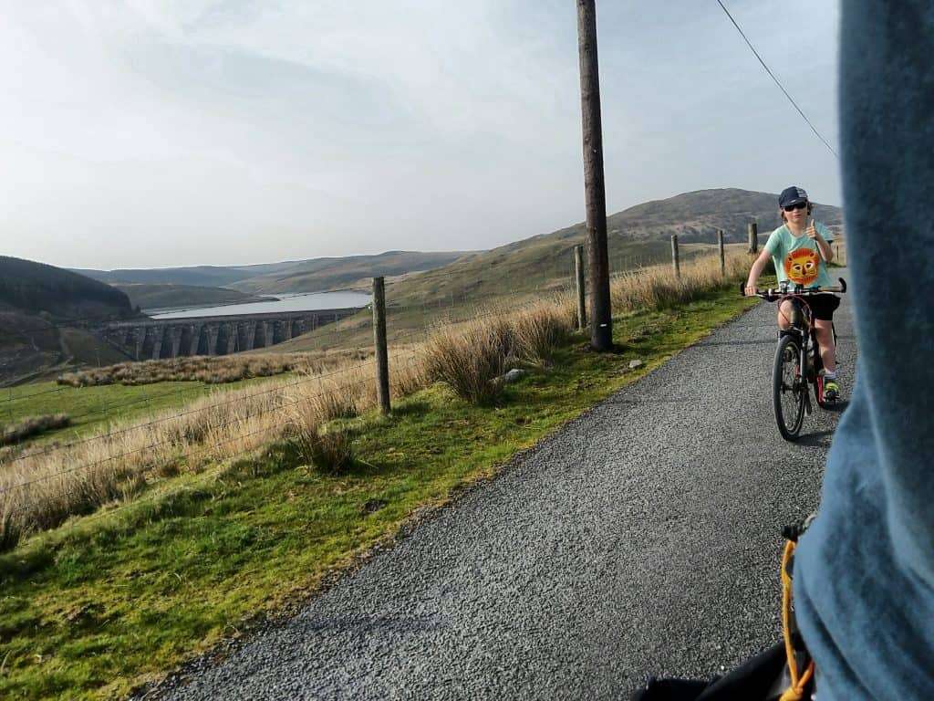 Snowdonia: Climbing Up, Riding Back 107