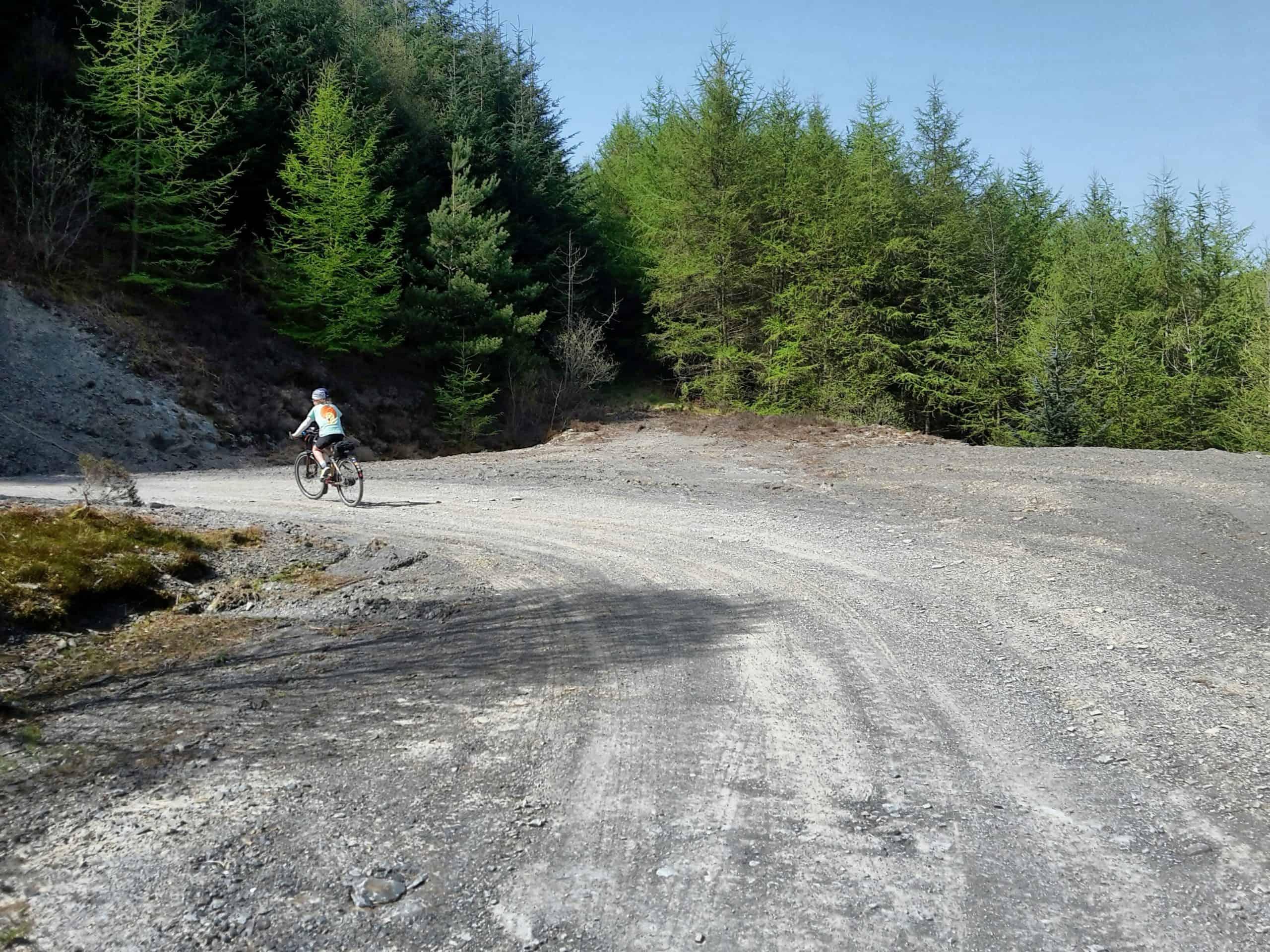 Snowdonia: Climbing Up, Riding Back 81
