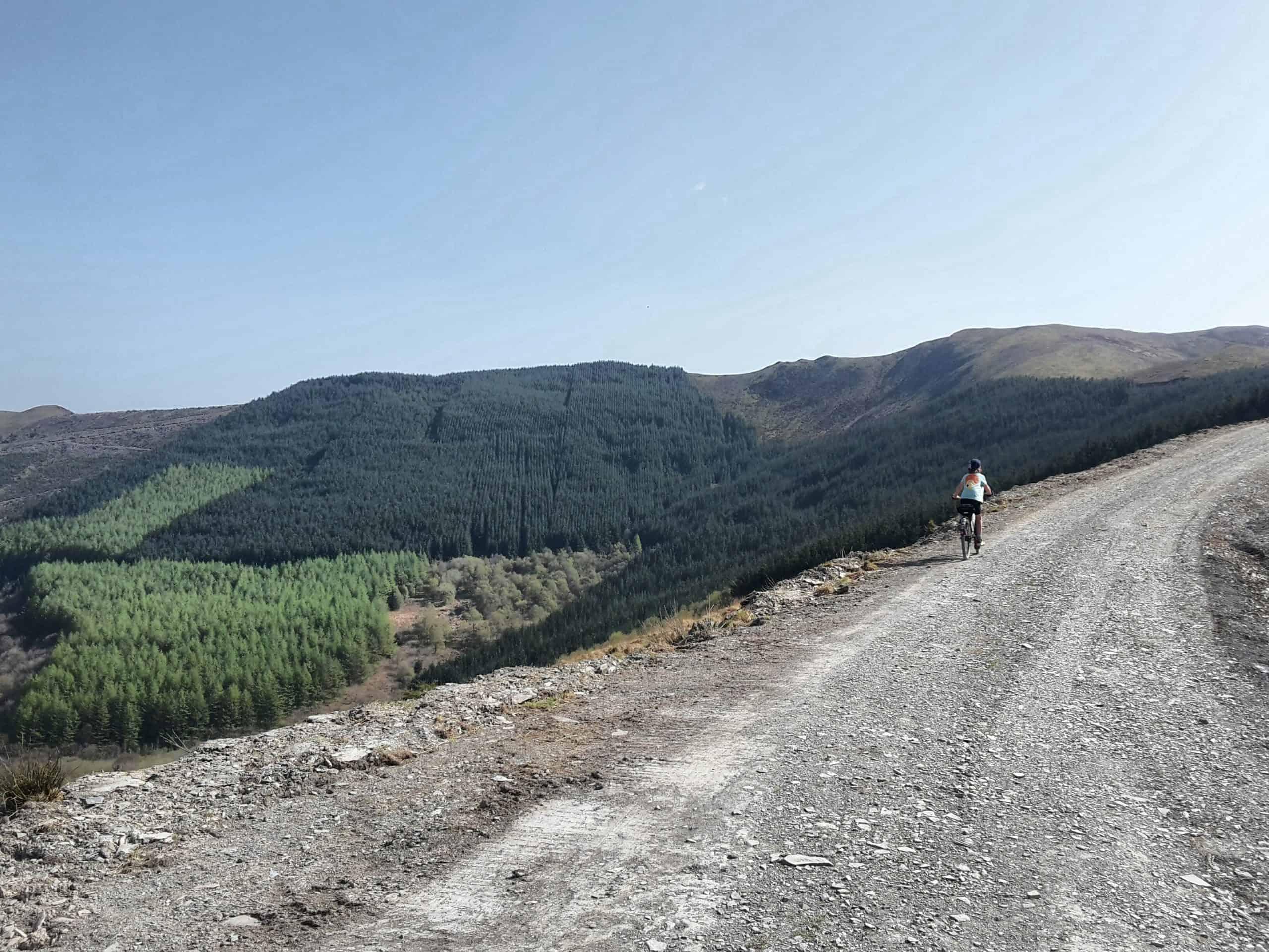 Snowdonia: Climbing Up, Riding Back 83