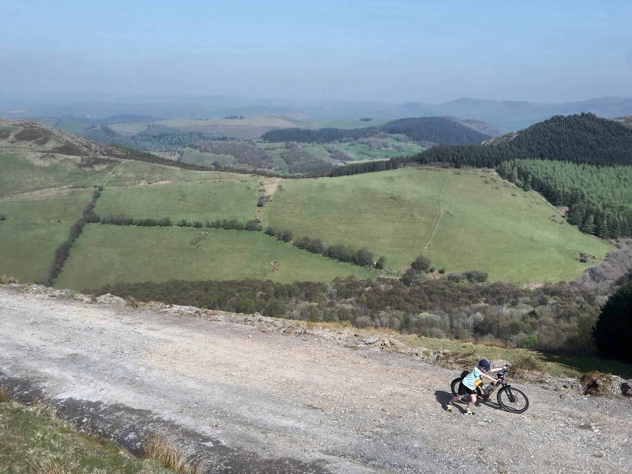 Snowdonia: Climbing Up, Riding Back 85