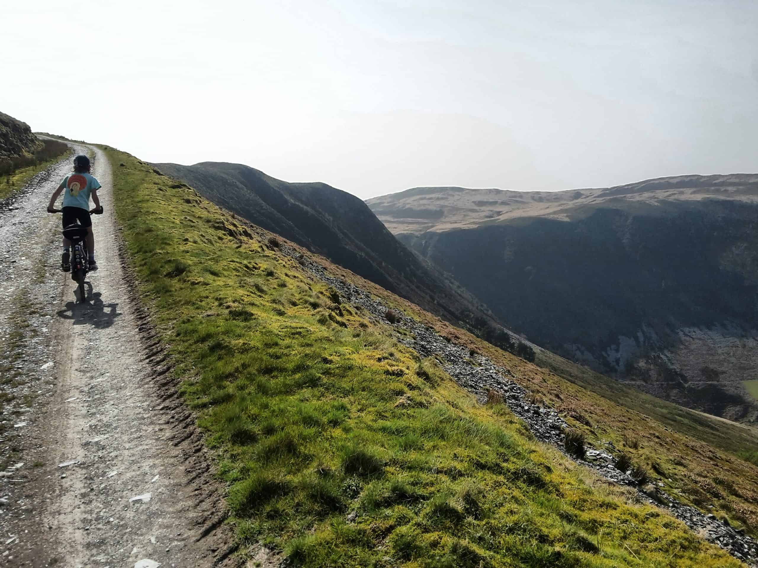 Snowdonia: Climbing Up, Riding Back 89