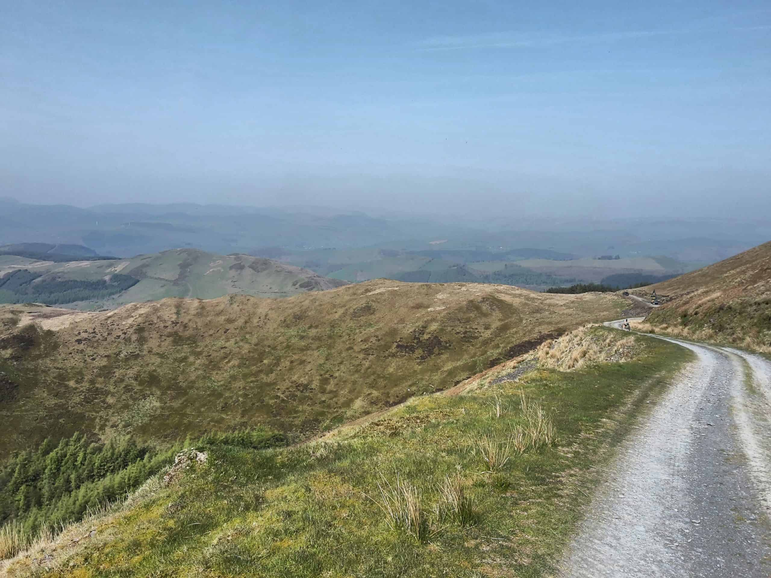 Snowdonia: Climbing Up, Riding Back 87