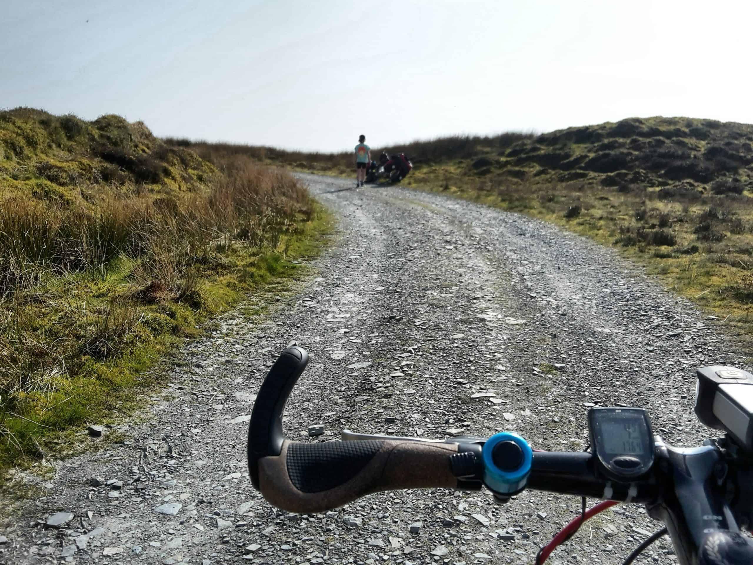 Snowdonia: Climbing Up, Riding Back 91