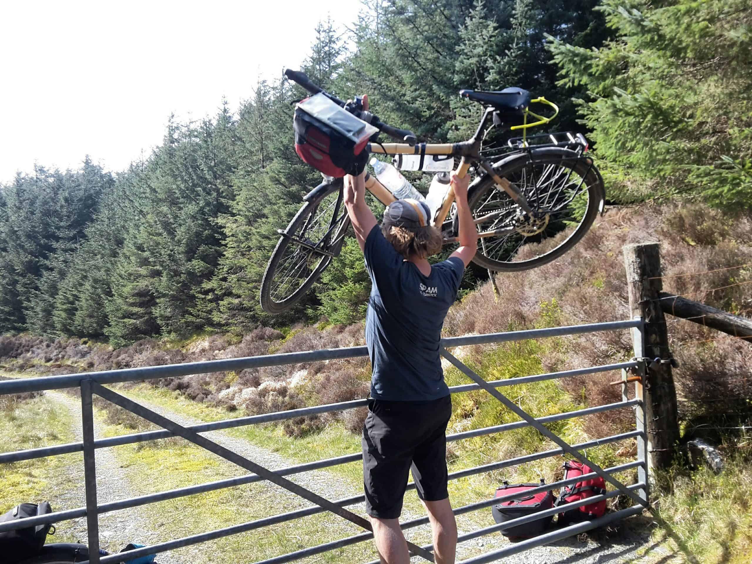 Snowdonia: Climbing Up, Riding Back 93