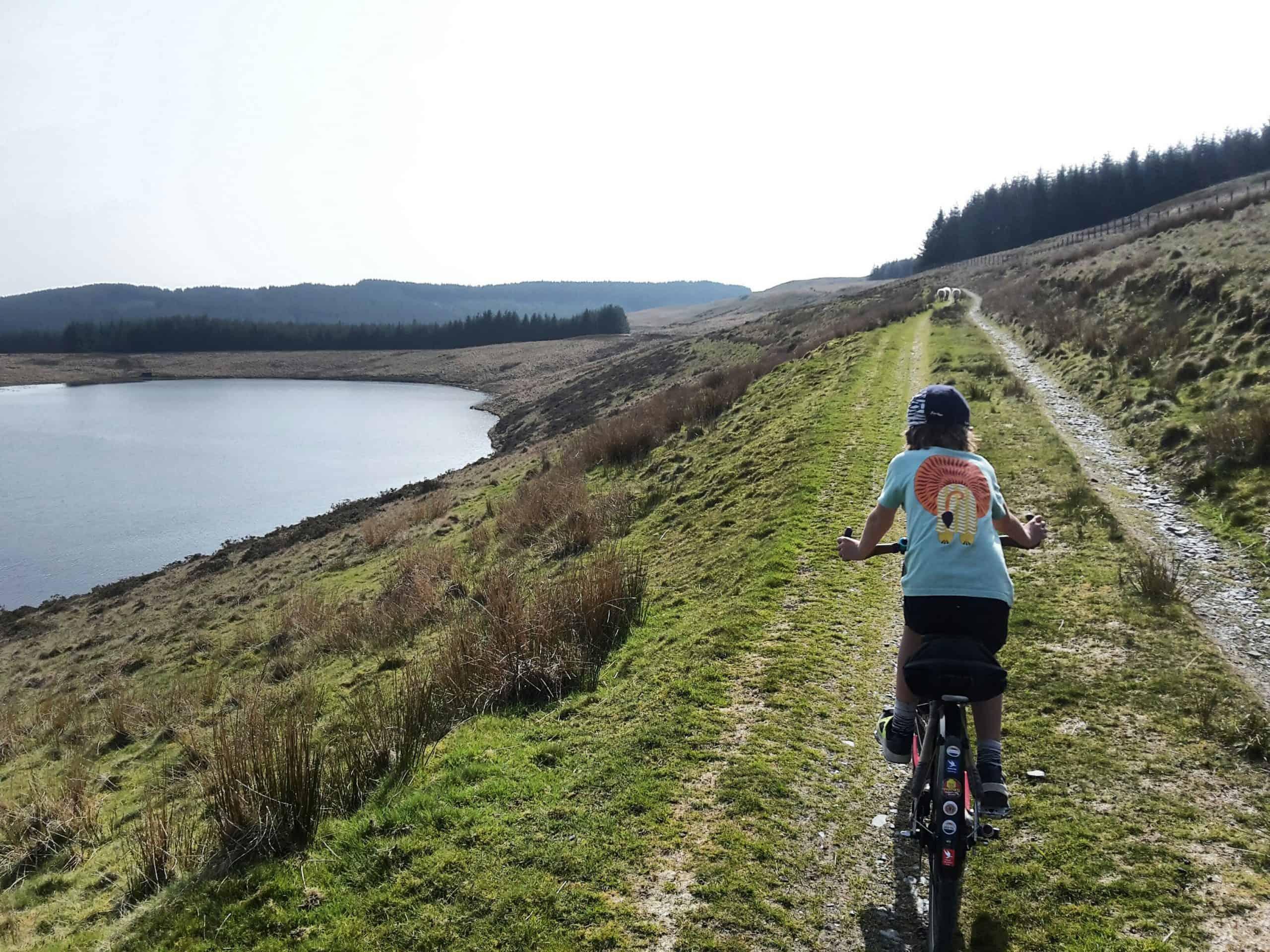 Snowdonia: Climbing Up, Riding Back 97