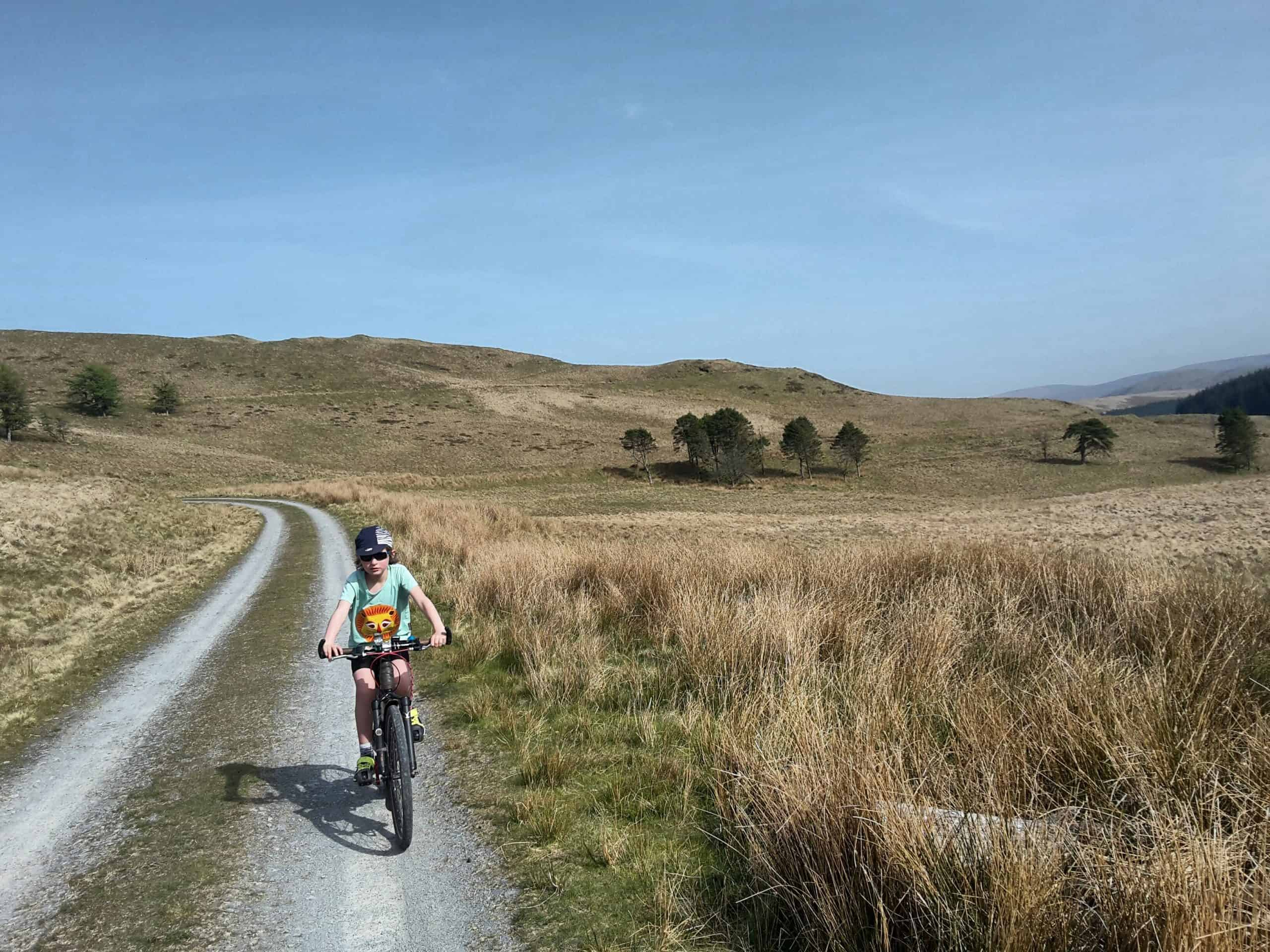 Snowdonia: Climbing Up, Riding Back 99
