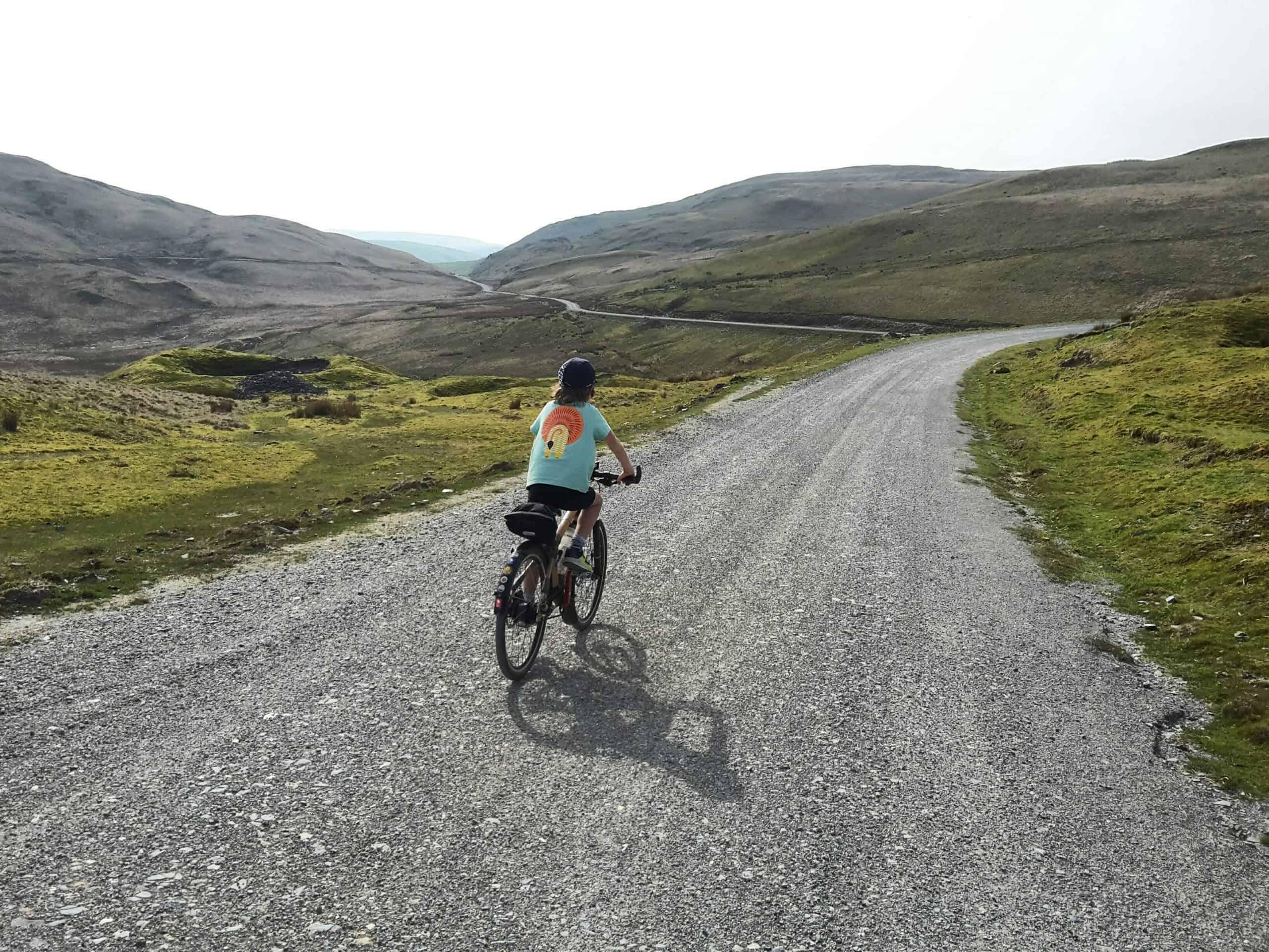 Snowdonia: Climbing Up, Riding Back 103