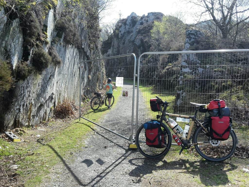 Snowdonia: Climbing Up, Riding Back 109