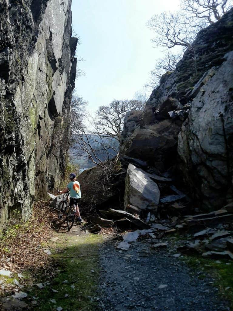 Snowdonia: Climbing Up, Riding Back 111