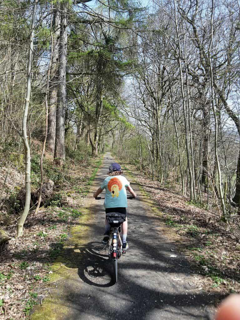 Snowdonia: Climbing Up, Riding Back 113