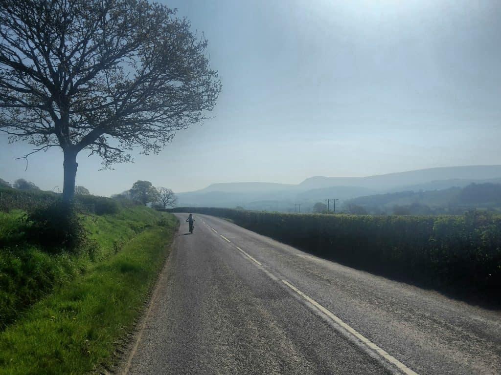 Snowdonia: Climbing Up, Riding Back 123