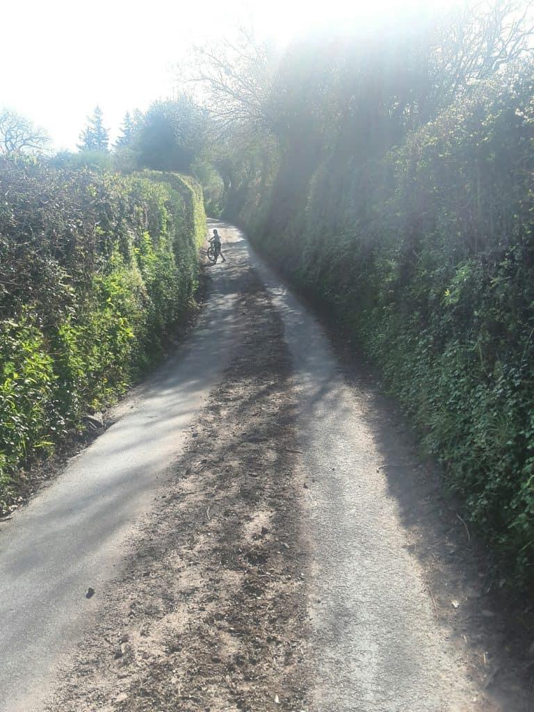 Snowdonia: Climbing Up, Riding Back 127
