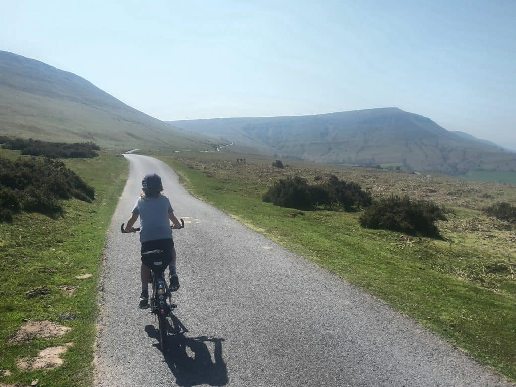 Snowdonia: Climbing Up, Riding Back 131