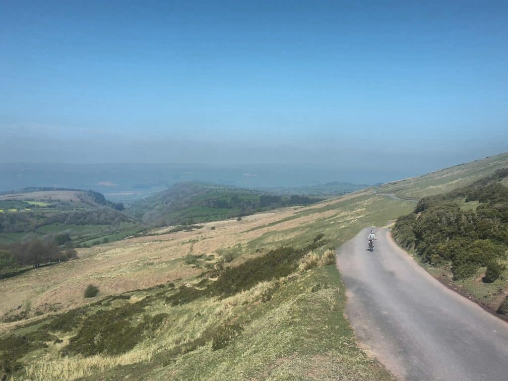 Snowdonia: Climbing Up, Riding Back 133