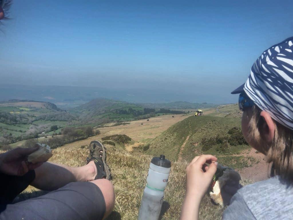 Snowdonia: Climbing Up, Riding Back 135