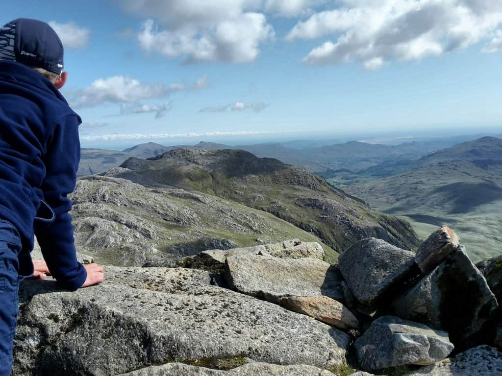 3 of 5 - Scafell Pike 45