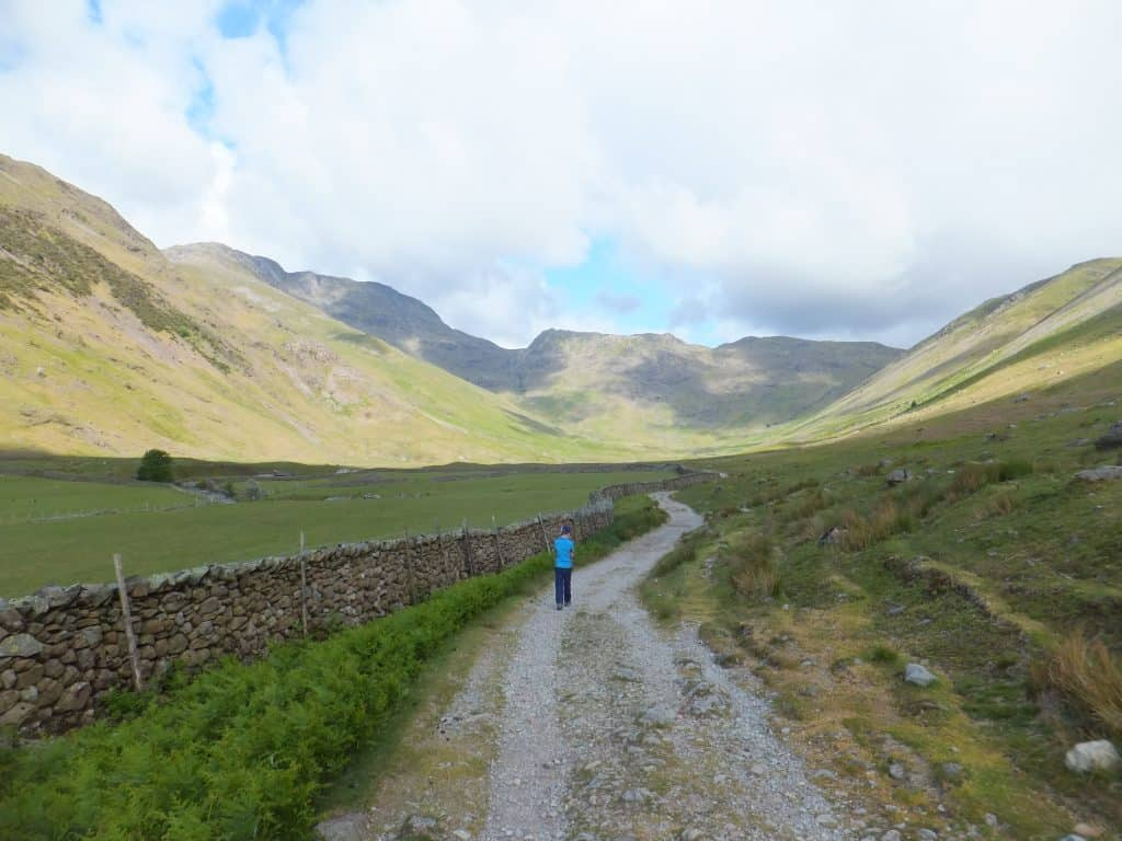 3 of 5 - Scafell Pike 5