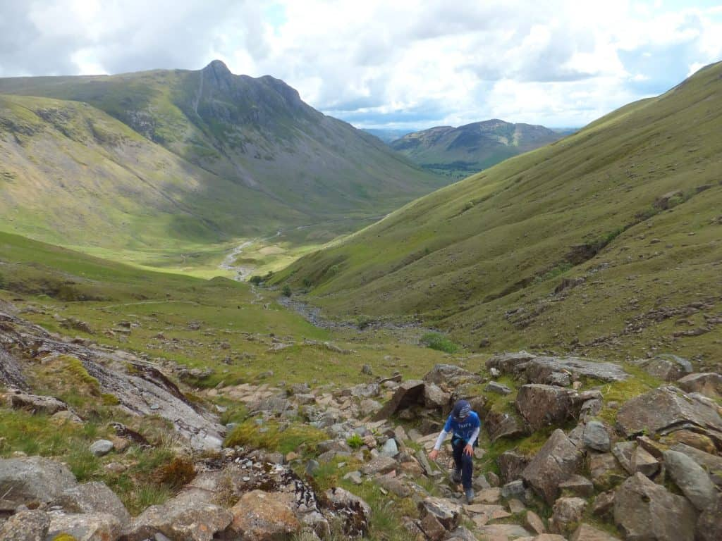 3 of 5 - Scafell Pike 9
