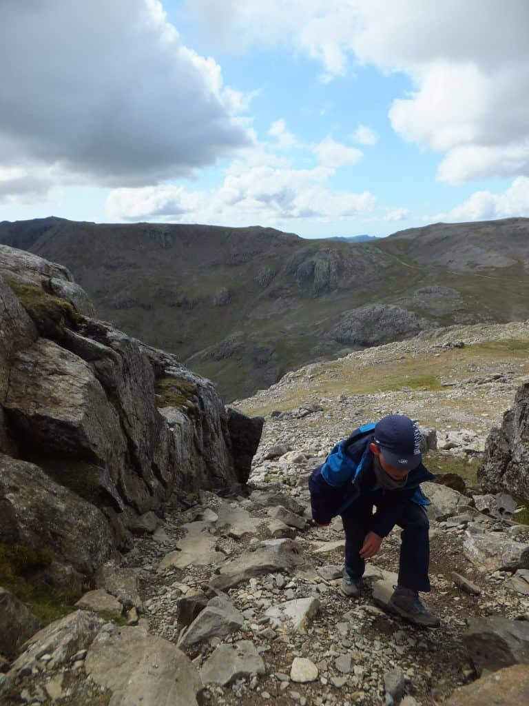 3 of 5 - Scafell Pike 35