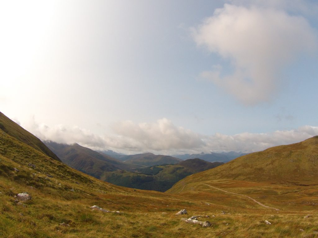 From Glen to Ben and back again! 15