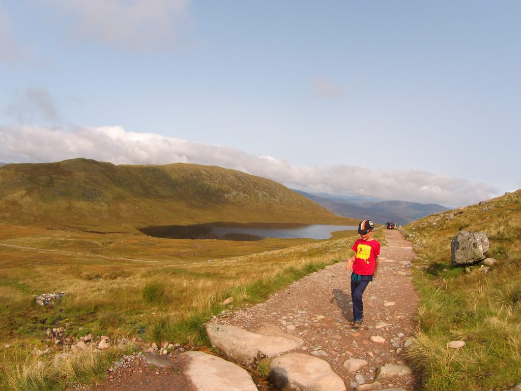 From Glen to Ben and back again! 19